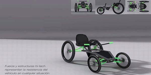Спортивная инвалидная коляска Invicto