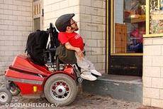 Программа Wheelmap поможет инвалидам-колясочникам путешествовать без барьеров