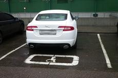 Водителей авто научат соблюдать парковочный этикет по отношению к инвалидам