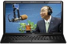 Глобальное общение с Генеральным секретарем ООН