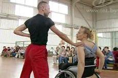 Анна Сиротюк, чемпионка Европы по спортивным танцам на инвалидных колясках