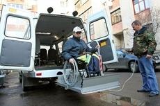 Общественный транспорт для инвалидов-колясочников в Минске