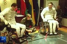 3 медали Этапа кубка мира по фехтованию среди инвалидов-колясочников