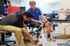 Искусственные суставы гнуться не хуже настоящих