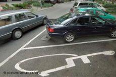 Как наказывают немцев, нарушающих правила парковки для инвалидов