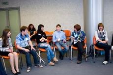 Российские дети с инвалидностью отстаивают свои права