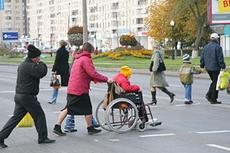 И лифт против инвалида