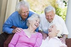 Проект по организации работы с пожилыми людьми