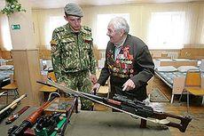 Ветеранам Великой Отечественной войны оказывают в Минске всю необходимую помощь