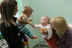 Семьям, воспитывающим детей-инвалидов, нужна дополнительная помощь