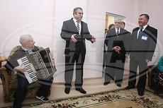 Дом-интернат для престарелых и инвалидов открылся в Мостовском районе