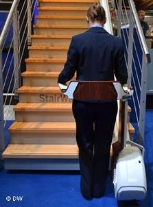"""""""вспомогательная рука для лестниц"""" (""""helfende Hand an der Treppe"""")"""