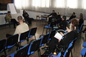 Заместитель председателя Белорусского общества инвалидов Сергей Дроздовский