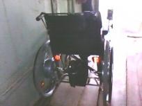 В 2009 году РУП «Белорусский протезно-ортопедический восстановительный центр» решил создать свою оригинальную модель коляски с электроприводом типа мотор-колесо