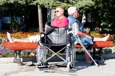 Гражданский мониторинг проблем инвалидов в Саках
