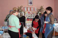 Первые выпускницы «Школы сиделок» в Гомеле