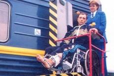 Как правильно помочь инвалидам-пассажирам?