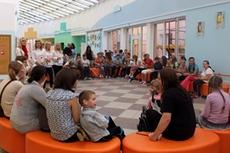 Игроки минского «Динамо» посетили детей из реабилитационного центра