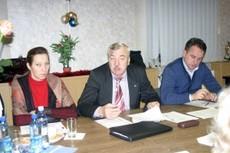 С заседания Президиума ЦП ОО «БелОИ»