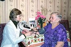 Социальная помощь в Брестской области