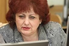 начальник управления стационарных учреждений социального обслуживания и капитального строительства Министерства труда и социальной защиты Мария Горбацевич
