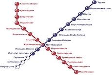 Речевые информаторы для инвалидов по зрению планируется установить на станциях минского метро