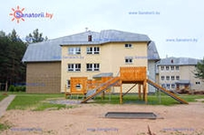 Игровой комплекс для детей-инвалидов создан в Вилейском районе