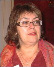 Директор ОО «Белорусский детский хоспис» Анна Горчакова