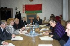C заседания Президиума Центрального правления ОО «БелОИ»
