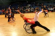 Пары из Беларуси завоевали 4 медали на Кубке мира по спортивным танцам на колясках в Нидерландах