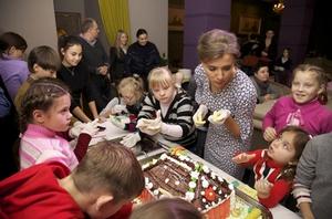 Актриса Ксения Алферова о благотворительном фонде «Я есть!»
