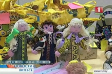 Благотворительная ярмарка работ юношей и девушек с особенностями развития в Витебске