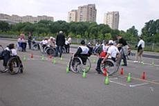 Минская городская спартакиада среди инвалидов, посвящённая празднованию 25-летия ОО «БелОИ»