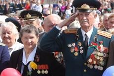 Ветераны ВОВ получат материальную помощь к 70-летию освобождения Беларуси и 70-летию Победы