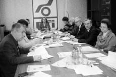 ОТЧЕТЫ – ДЕЛО СЕРЬЕЗНОЕ… с заседания Президиума Центрального правления ОО «БелОИ»