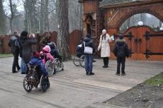 Что мешает инвалиду отдохнуть в деревне?