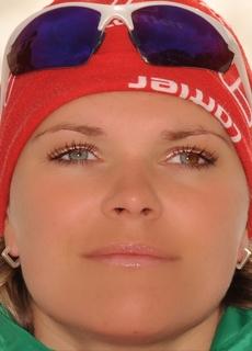 многократная олимпийская чемпионка и очаровательная девушка Людмила Волчек